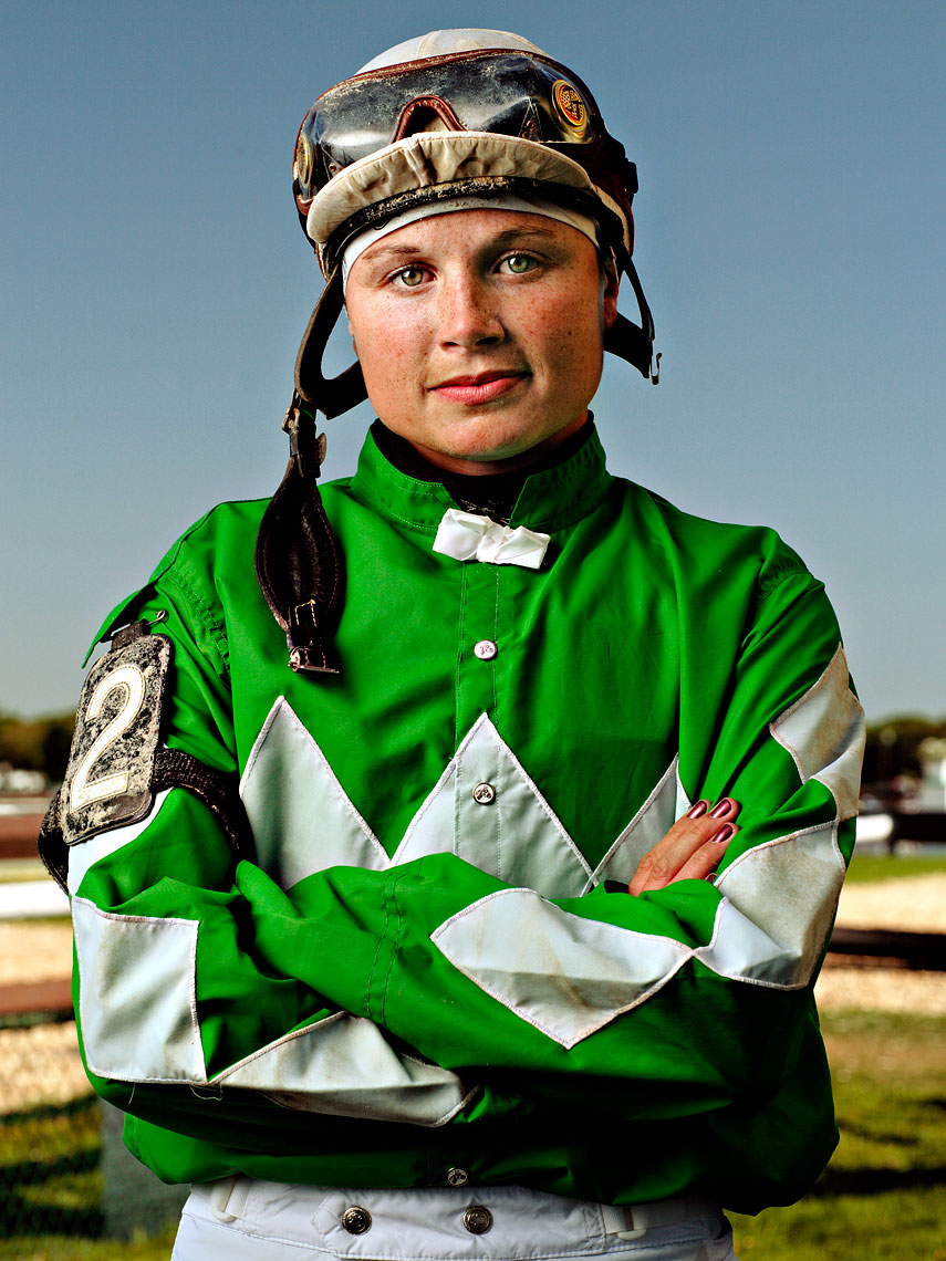 tampa photographer bob croslin Jockey Jordan Springer